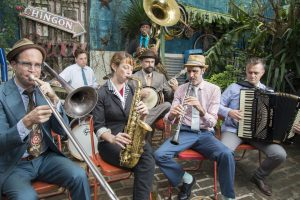 Panorama Jazz Band, New Orleans, October 2015 (Photo by Greg Miles)