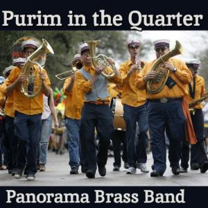 Purim in The Quarter Album Cover