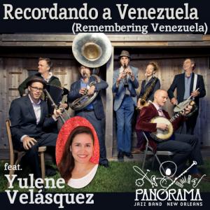 Recordando a Venezuela Album Cover