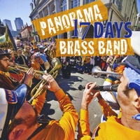 Panorama Brass Band - 17 Days Album Cover